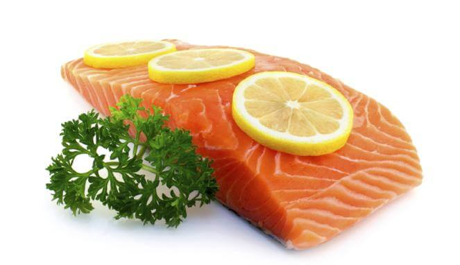 Image result for manfaat salmon