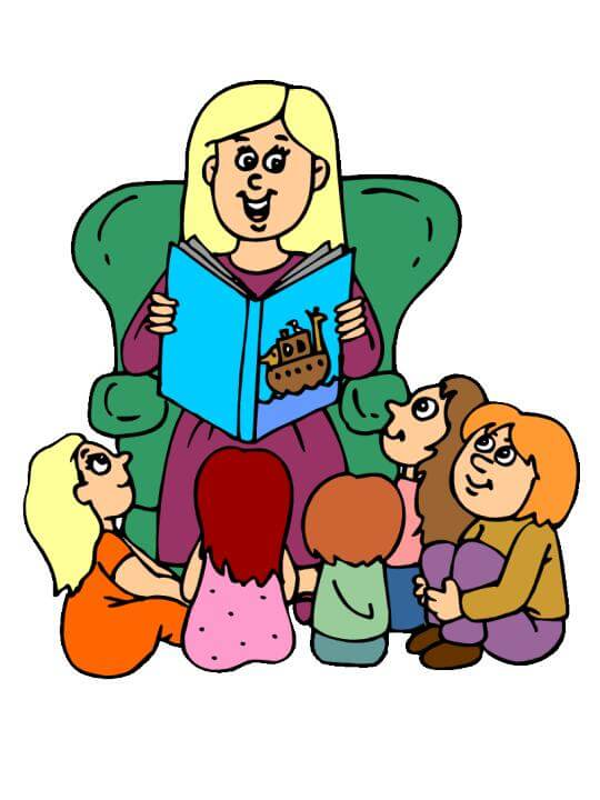 mendidik anak dengan cerita