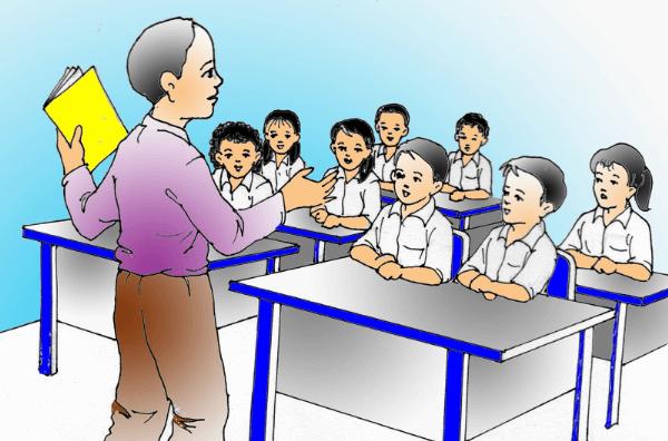mendidik anak menghormati guru