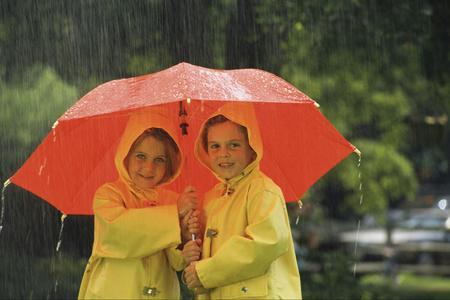 kesehatan anak di musim hujan
