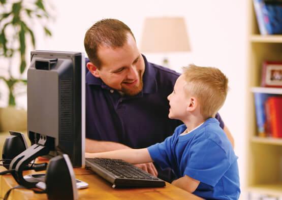 mendidik anak menyikapi teknologi