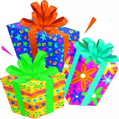 hadiah untuk anak