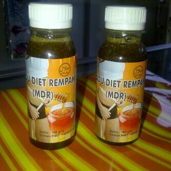 diet sehat dengan madu
