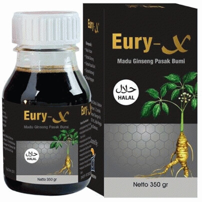 eury-x madu kesuburan pria