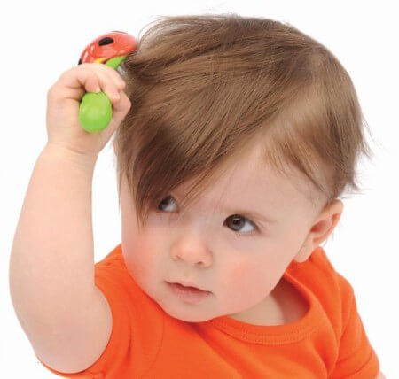 menyuburkan rambut