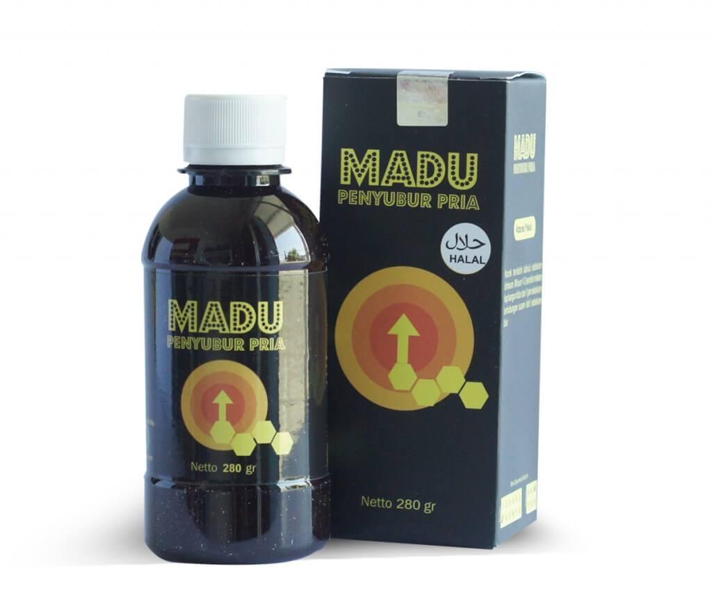 madu penyubur pria herbal alami untuk kesuburan pria