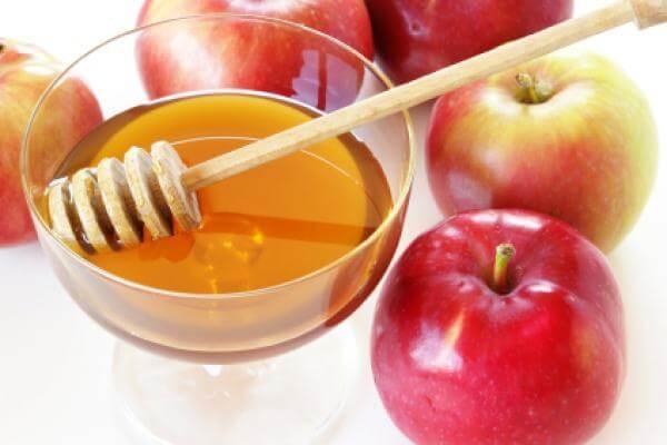 Masker dari apel Untuk Memperbesar Payudara