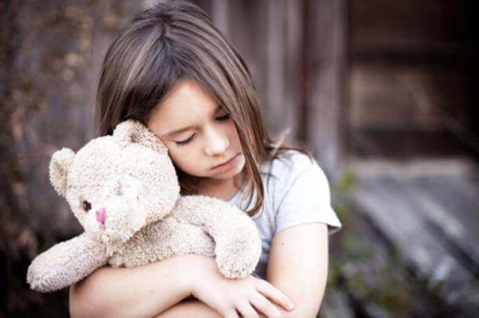Anak kurang kasih sayang