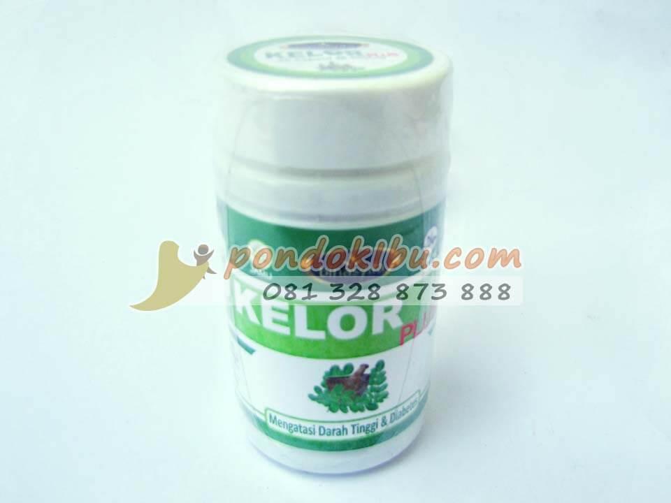 Kelor Plus, Mengatasi Darah Tinggi & Diabetes