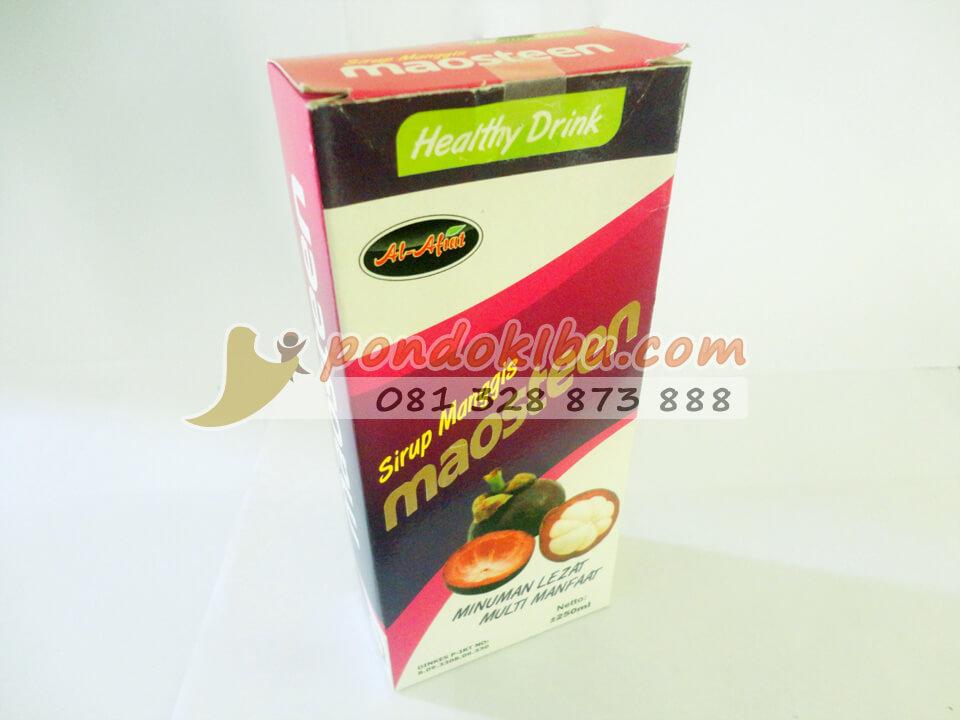 Sirup Manggis Maosteen Minuman Kesehatan Yang Lezat Kaya Manfaat