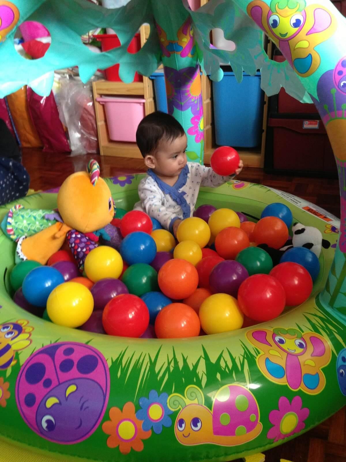 anak cepat bosan dengan mainan