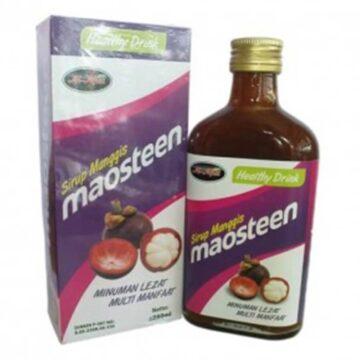 sirup manggis maosteen