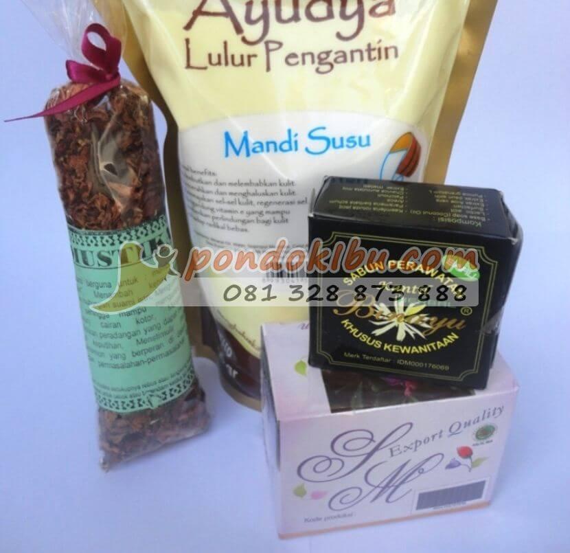 Paket Herbal Pra Nikah, Produk Promo