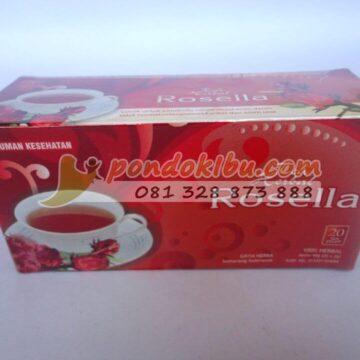Teh Herbal Rosella Merah