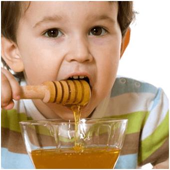 madu meredakan batuk anak