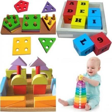 mendidik anak dengan mainan edukatif