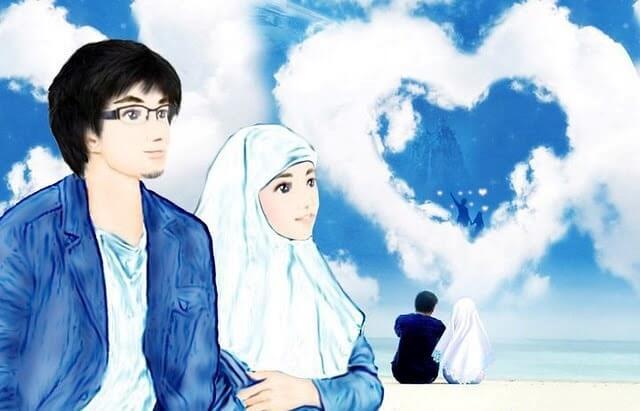 menjaga keharmonisan suami istri