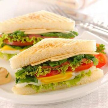 resep sandwich