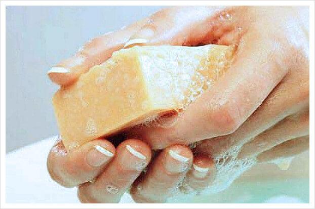 sabun lemak bulus