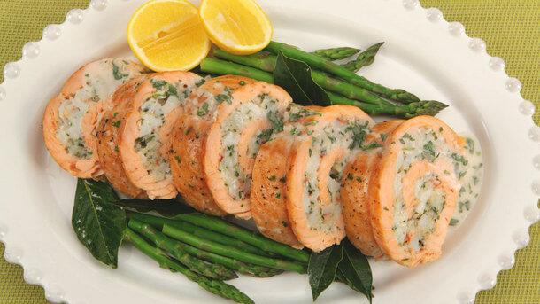 roulade salmon