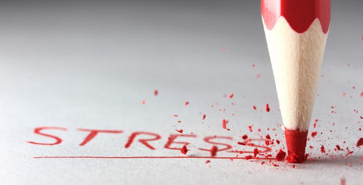 mengatasi stres kerja