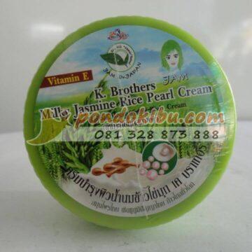 Milky Jasmine Rice Pearl Cream