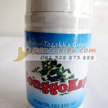 kapsul Ekstrak Songgolangit