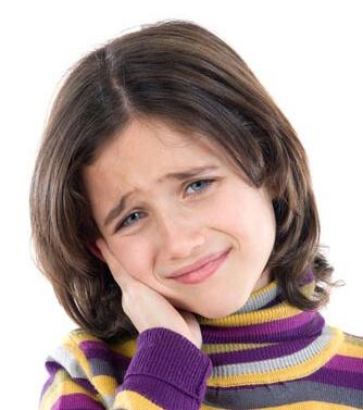 mengobati sakit gigi anak