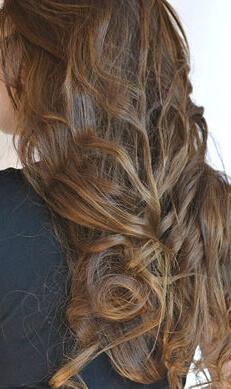 rambut kering dan kusam