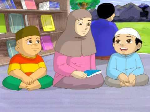 cara mendidik anak mengenal allah