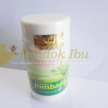 herbal alami kapsul daun jombang