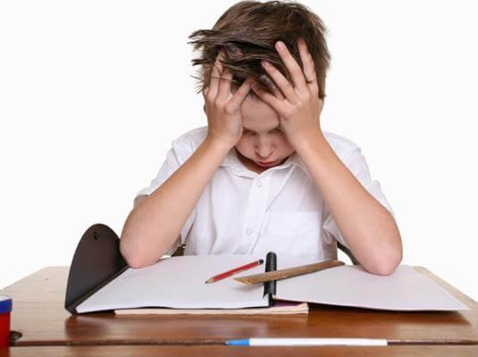 kesulitan belajar pada anak