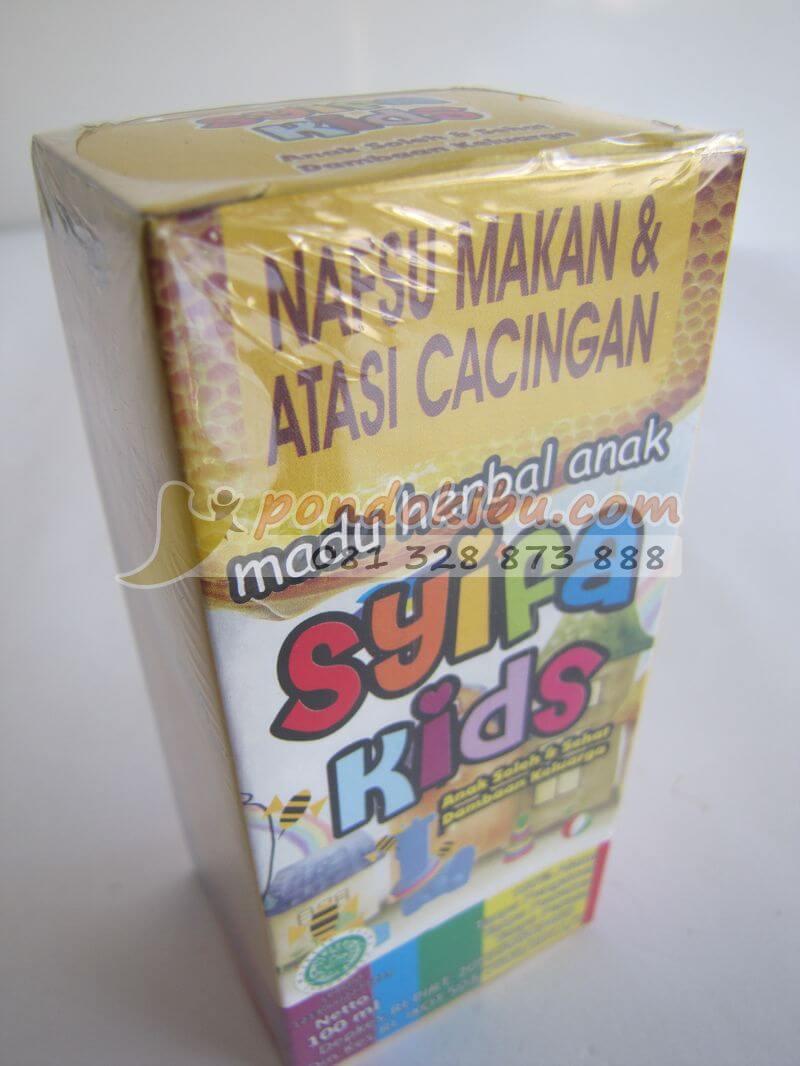 Obat Herbal Untuk Cacingan Dokter Fania Madu Anak Syamil Kid Syifa Kids Nafsu Makan Dan Atasi