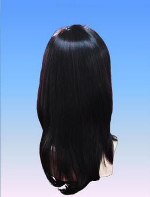 merawat rambut panjang