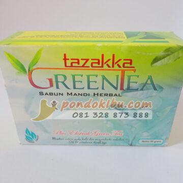 sabun alami greentea