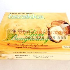 sabun herbal alami sari bengkoang