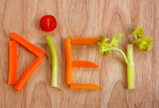 sayuran untuk diet sehat