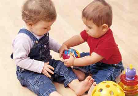lingkungan bermain anak
