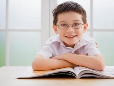 mendidik anak senang belajar