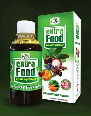 extra food untuk kesehatan