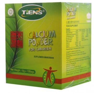 calcium powder untuk tumbuh kembang anak