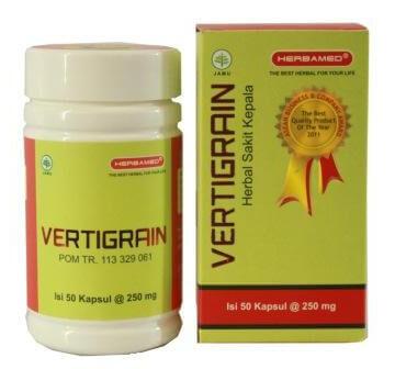 vertigrain herbal sakit kepala