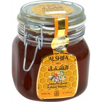 madu asli al-shifa