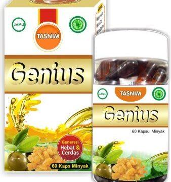 vitamin otak tasnim genius