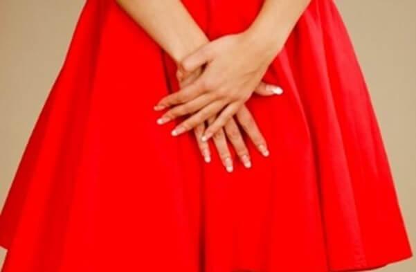 gejala inveksi jamur pada wanita