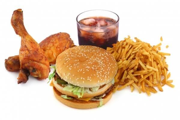 makanan terlarang bagi penderita kista