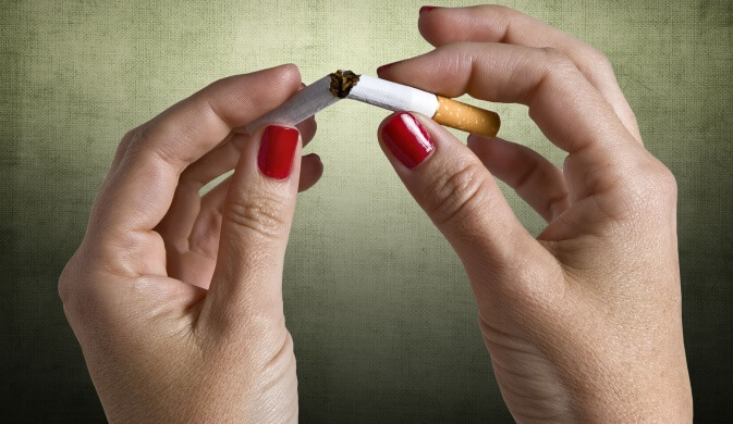 bahaya rokok bagi wanita