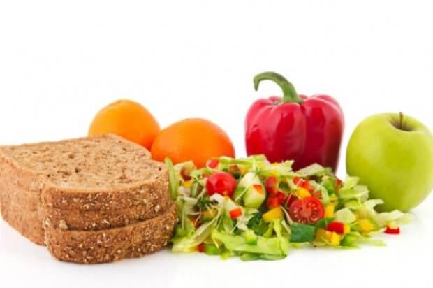 mengatur menu food combining