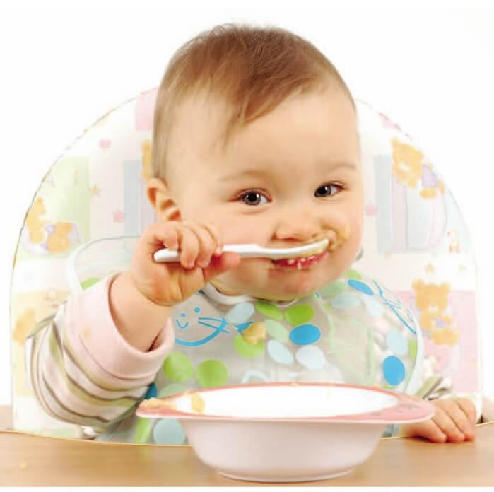 Makanan Yang dianjurkan untuk pendamping makanan bayi