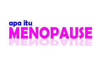 apa itu menopause